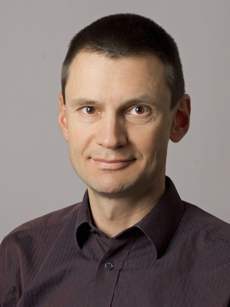 portrait de Christian Bauer