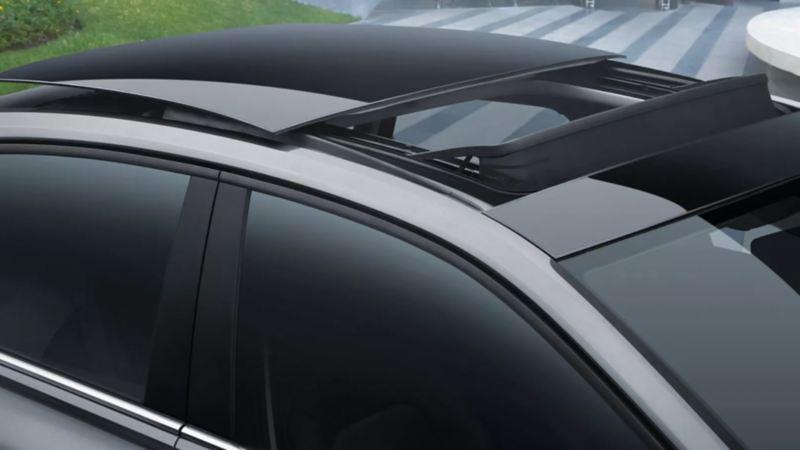 Techo corredizo de Jetta 2020, el auto sedán familiar equipado con la mejor tecnología alemana Volkswagen