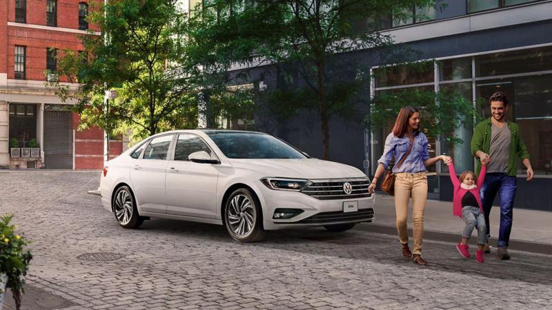 Jetta 2021 Volkswagen - El sedán familiar seguro, innovador y con excelente rendimiento