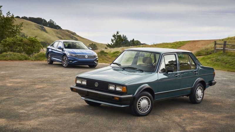 Jetta GLI 2, uno de los autos clásicos de Volkswagen