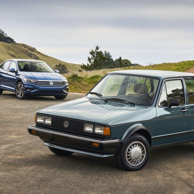 Jetta Carat Volkswagen - Modelo clásico