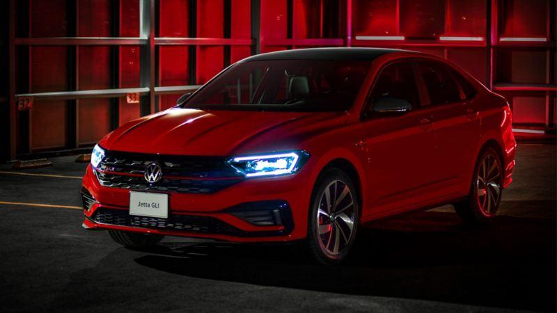 Jetta GLI 2021, el auto deportivo irrebatible de Volkswagen México