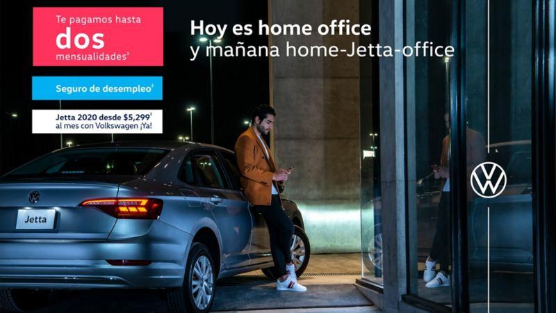 Jetta 2020 - En ofertas de abril de Volkswagen. Cotiza tu auto y estrénalo hoy mismo