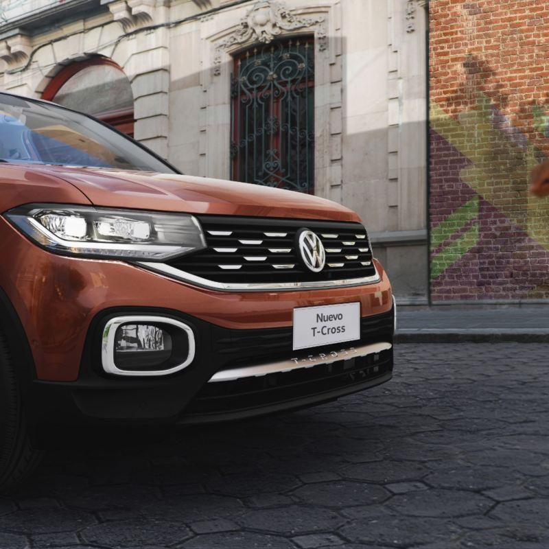 Nuevo T-Cross Volkswagen, camioneta SUV con diseño dinámico, tecnología y espacio interior