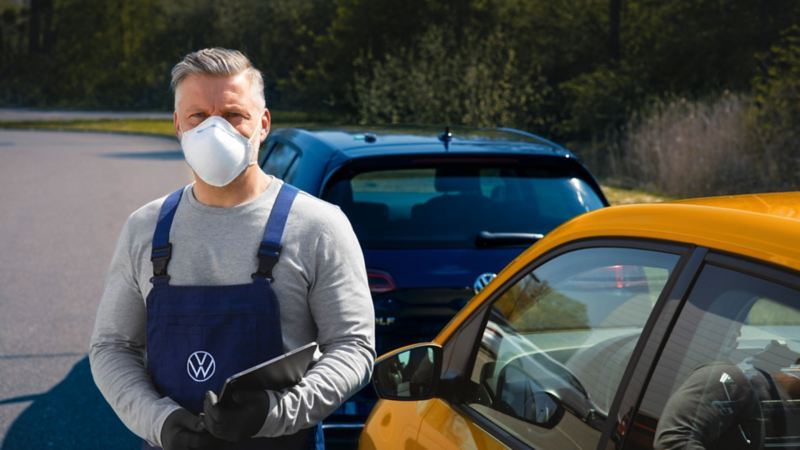 Servicio de Lavado higiénico para transporte de Volkswagen México para vans y camionetas comerciales