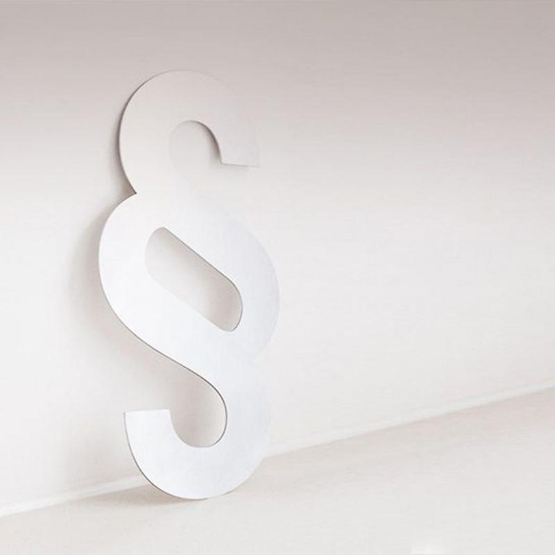 Stilisiertes Paragraphenzeichen