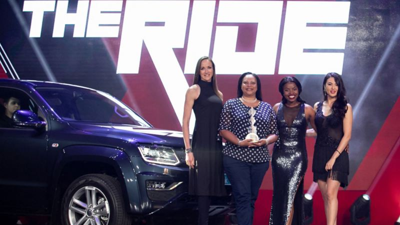 Volkswagen Amarok wins Leisure Double Cab