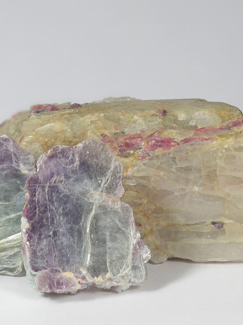Litio minerale