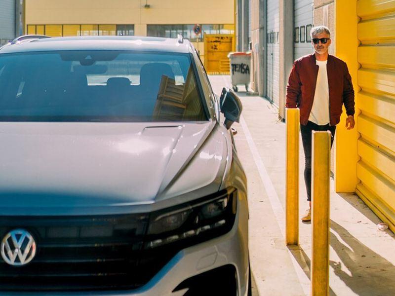 Jetta 2020, sedán adquirido con los beneficios de Volkswagen Financial Services