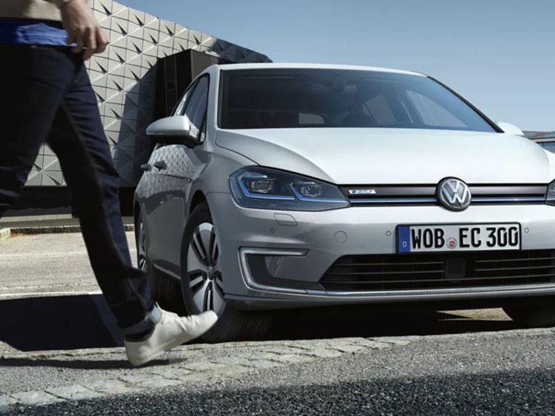 e-Golf - Auto eléctrico deportivo de Volkswagen