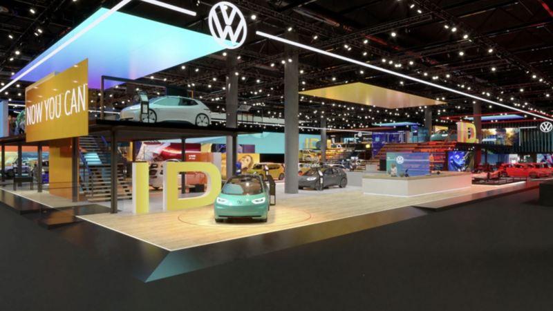 Salón del Automóvil Volkswagen - Conoce los automóviles clásicos de esta marca de autos