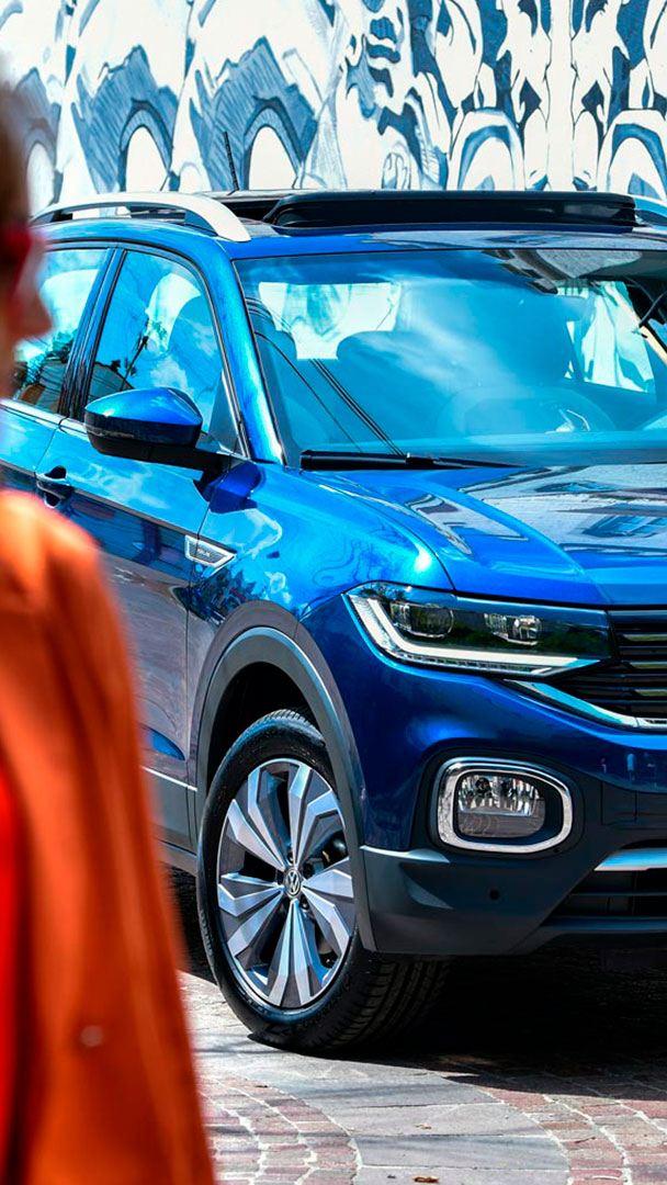 T-Cross de Volkswagen, uno de los SUVs y mejores carros de 2019