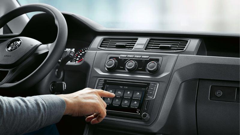 Car-Net fournit au conducteur des informations importantes directement sur le tableau de bord