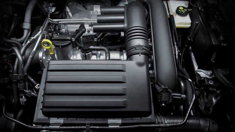 Motor potente de 1-4 L TSI de Nuevo Taos Volkswagen, el SUV ideal para ciudad