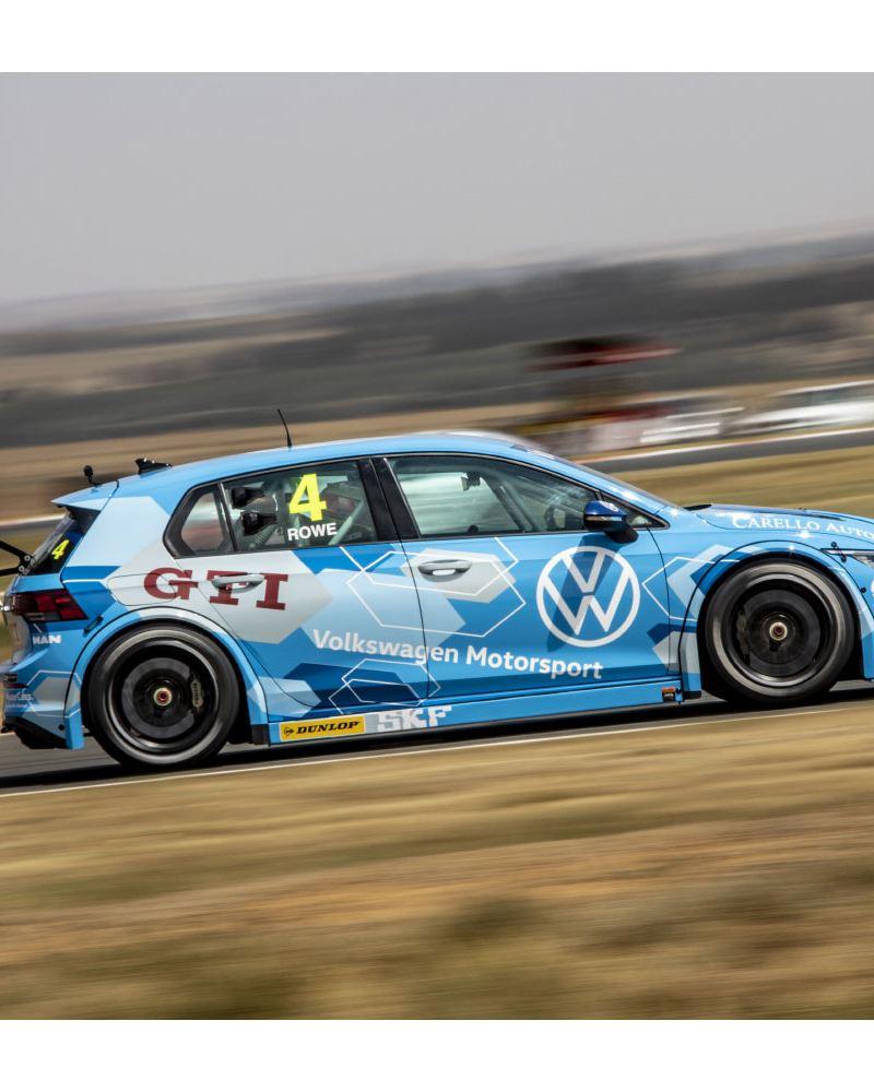 Volkswagen prepares for active season in South African Motorsport