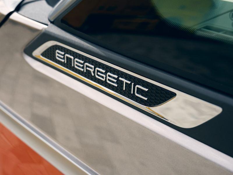 Listwa wersji wyposażenia Energetic