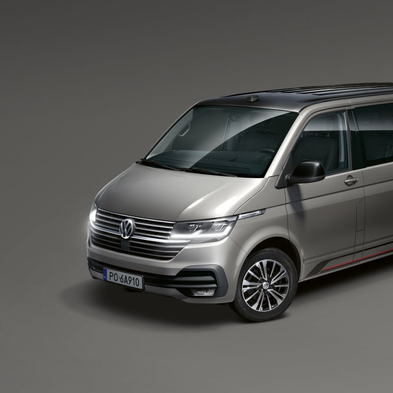 Volkswagen Multivan 6.1 Edition.