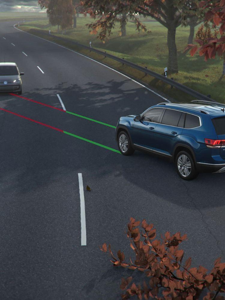 multi-collision braking