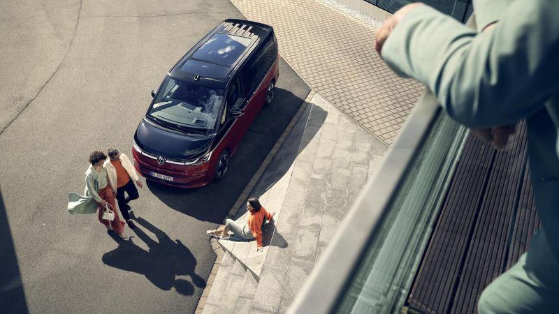 Il nuovo Multivan vince il prestigioso Red Dot Award: Product Design