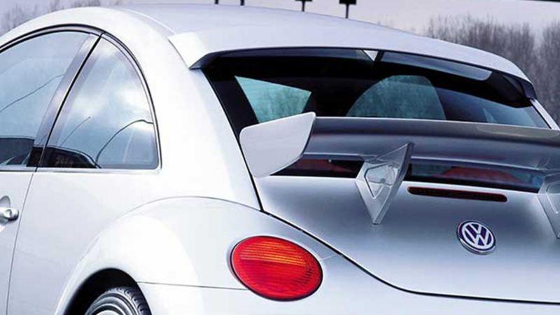 New Beetle RSi - Conoce cuáles son las ediciones de Beetle Volkswagen