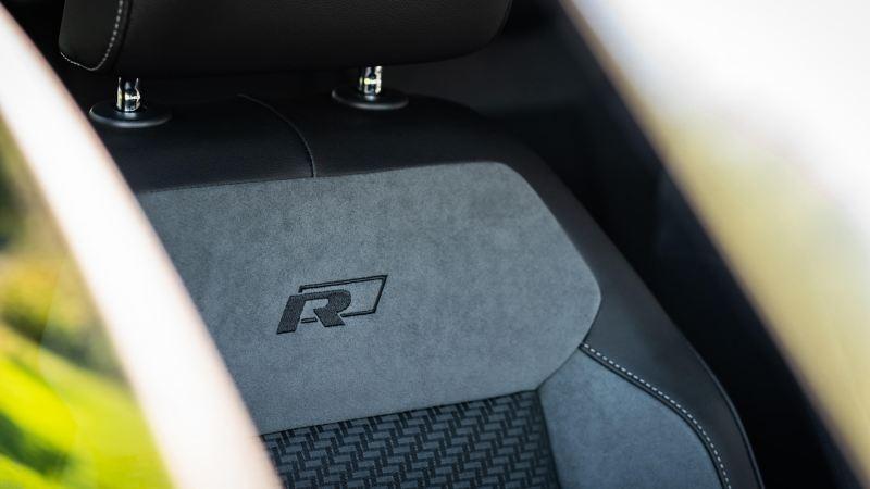 T-Roc R-Line seats