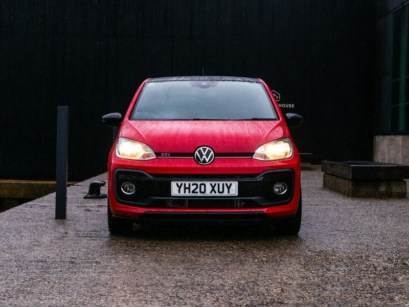 A parked up! GTI