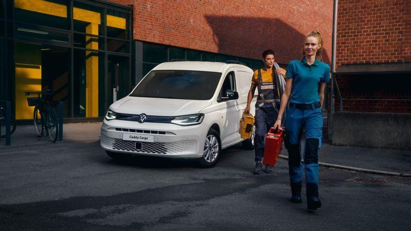 New Caddy Cargo 2021   Launch, Price & Spec   Volkswagen Vans