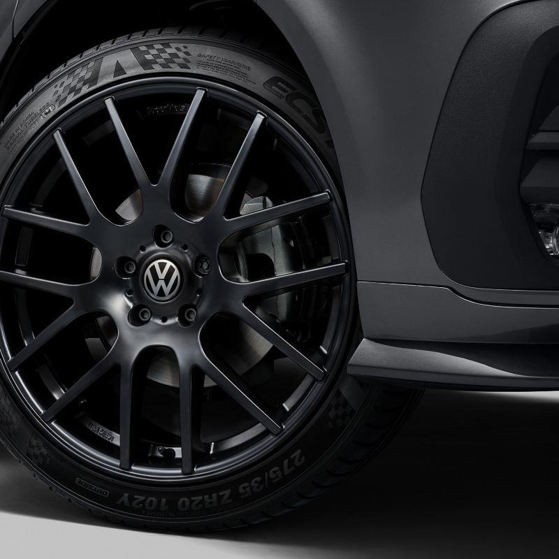 Volkswagen transporter panel van wheel