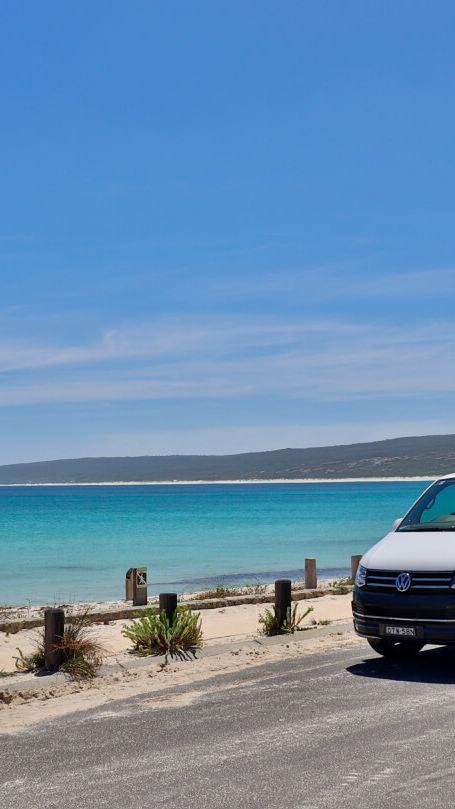 Van-by-ocean