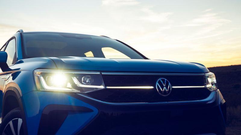 Origen del nombre de la camioneta Nuevo Taos Volkswagen
