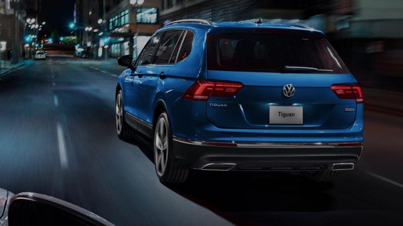 Significado del nombre de Tiguan, la camioneta familiar de Volkswagen