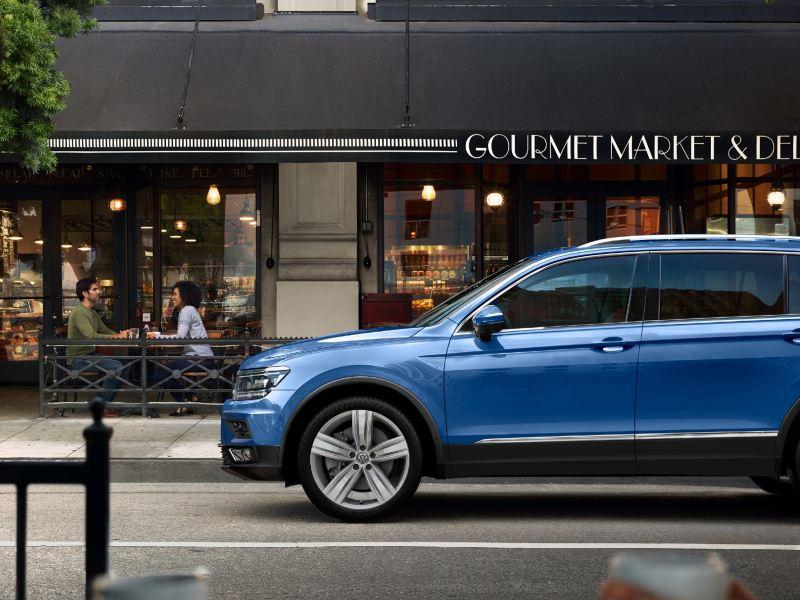 Cuál es el significado de los nombres de las camionetas y SUVs de Volkswagen