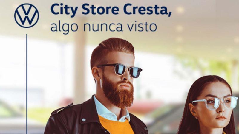 Imagen promocional de City Store Cresta, ubicada al sur de la Ciudad de México.