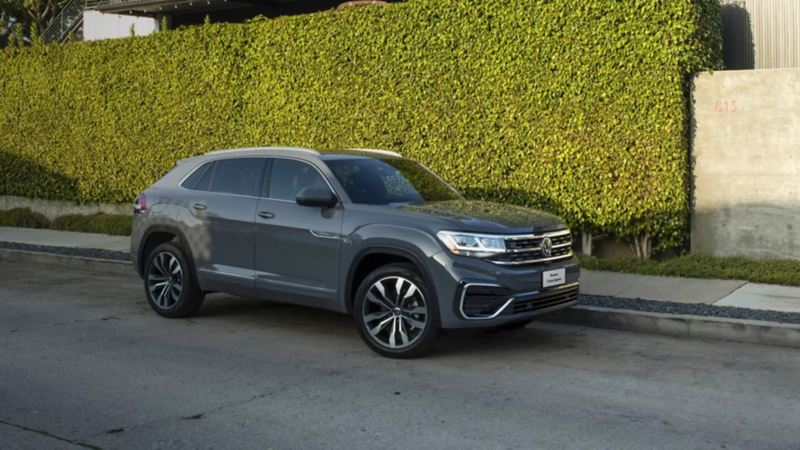 Nuevo Cross Sport Volkswagen - camioneta familiar de lujo de VW
