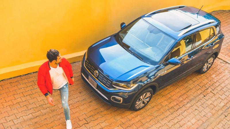 T-Cross de Volkswagen México, el SUV 2019 ideal para ciudad