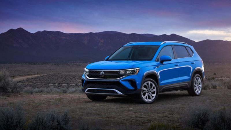 Nuevo Taos es uno de los mejores SUVs compactos del mercado gracias a su dinamismo