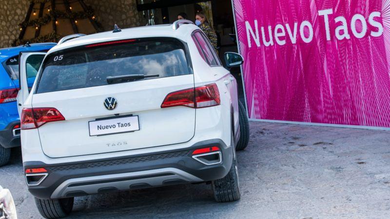 Prueba de manejo y experiencia de Nuevo Taos Volkswagen