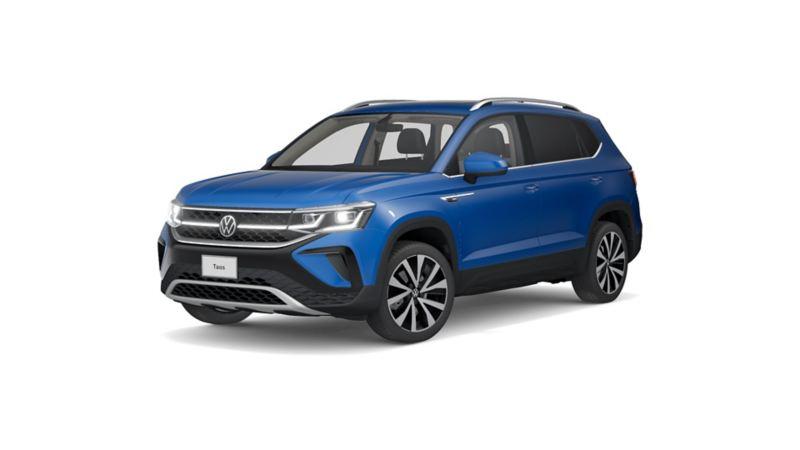 VW Nuevo Taos, el SUV compacto fabricado en México con excelente performance
