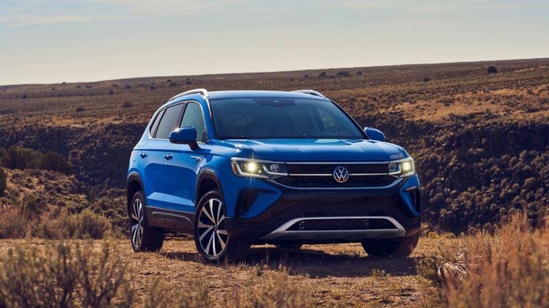 Nuevo Taos VW - SUV mexicano fabricado en la Planta de Puebla