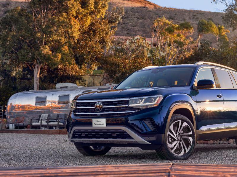 Nuevo Teramont 2021. Camioneta familiar Volkswagen con cuatro modos de manejo, rendimiento y espacio interior