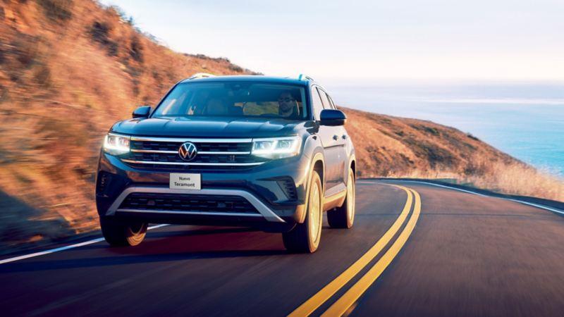 Nuevo Teramont 2021 - Camioneta familiar Volkswagen con motor de 3.6L V6 280Hp 4Motion