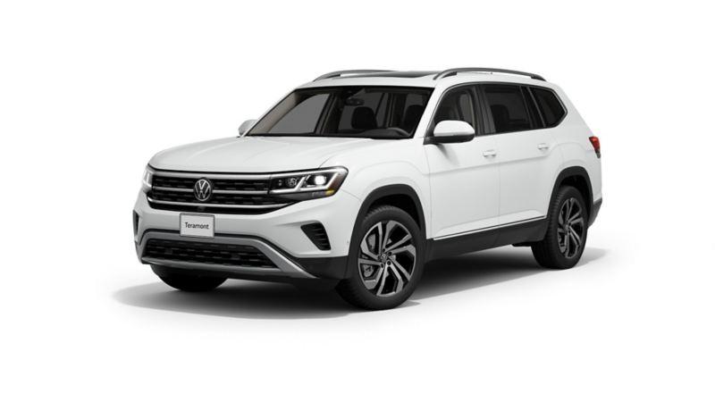 Nuevo Teramont, camionetas de lujo familiar de Volkswagen