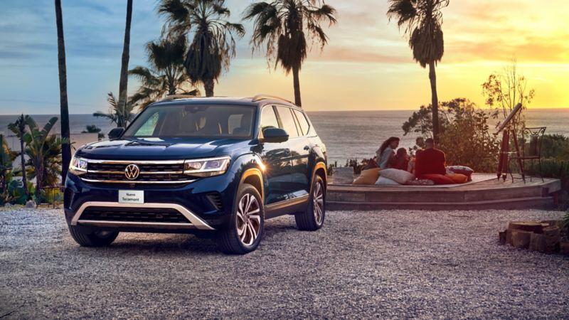 Volkswagen Nuevo Teramont - SUV de lujo con diseño renovado y dos motorizaciones disponibles