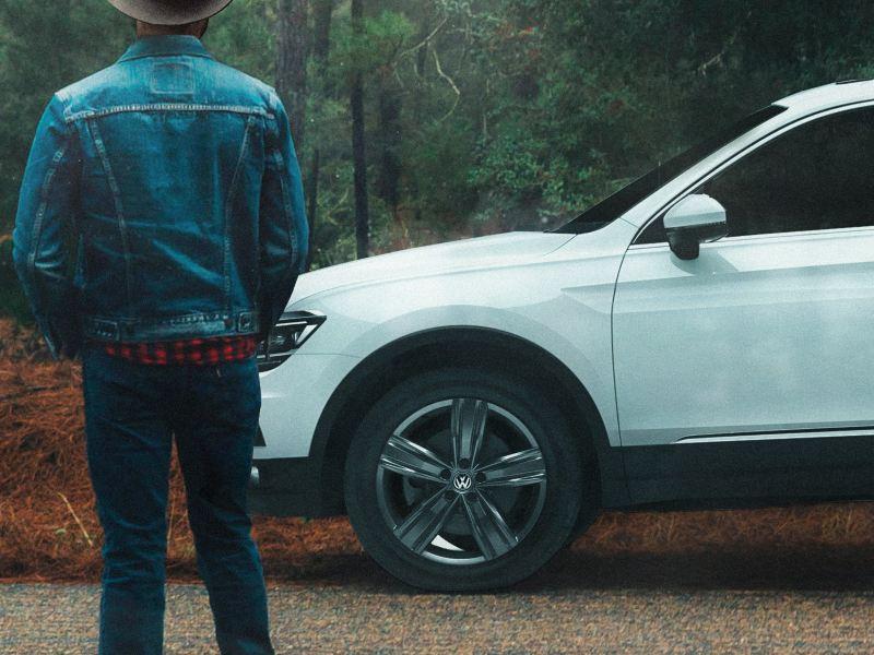 SUV Tiguan 2020 de Volkswagen el automóvil que se adapta a tu estilo de vida