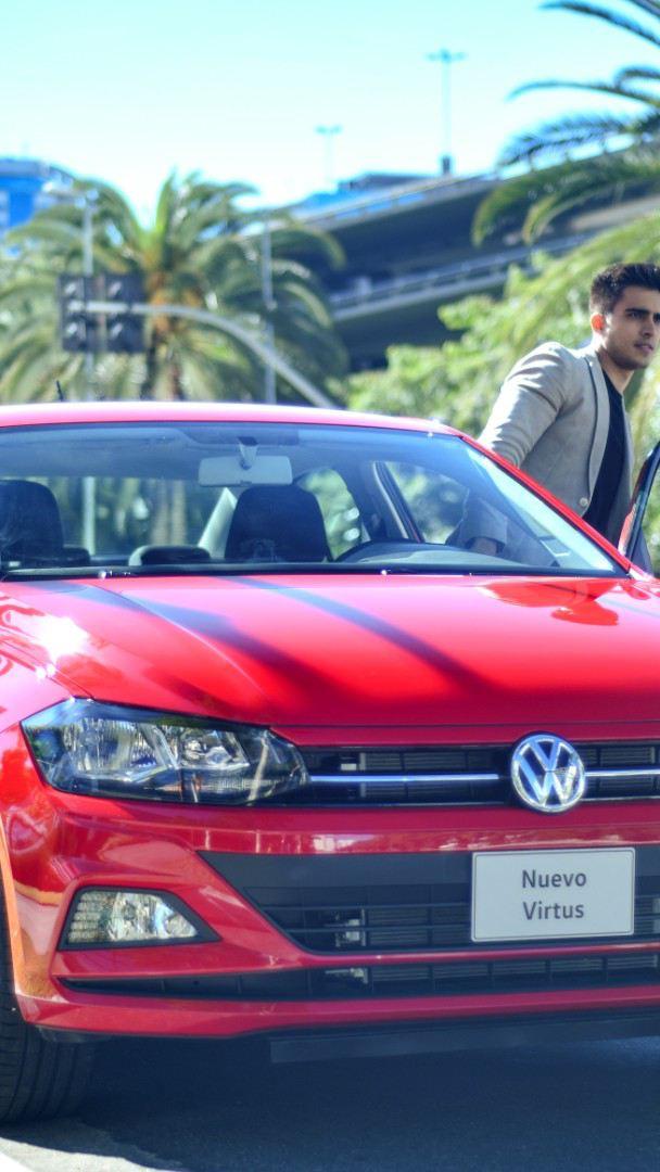 Nuevo Virtus 2020 - el auto sedán con servicio realizado en talleres Volkswagen