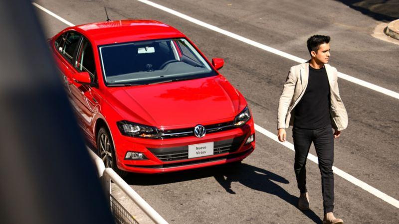 Virtus, uno de los mejores autos sedán del 2019 de Volkswagen