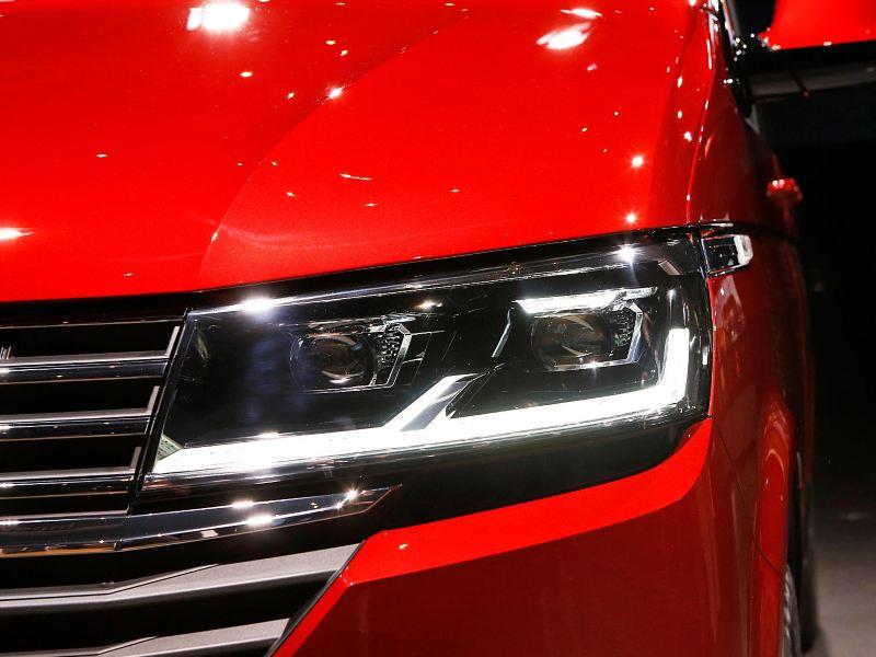 Volkswagen T6.1 ledljus