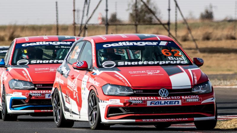 Oettinger Polo Cup dishes up fierce battles  as young drivers make their mark