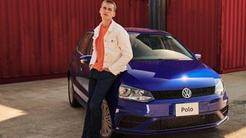 Polo 2020, auto compacto en oferta de Volkswagen durante enero 2021