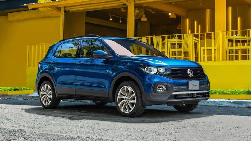 T-Cross 2021 en oferta, el SUV juvenil y seguro